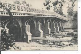SAINT DIZIER - Le Pont Godard Jeanson - Saint Dizier