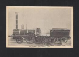 AK Lokomotive Der Adler 1835 - Treinen