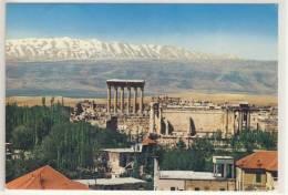 LEBANON - baalbeck - 1973