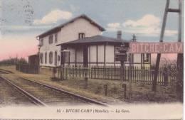 """CP505 """" Bitche Camp La Gare """" - Unclassified"""