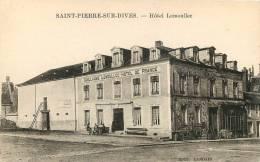 14 SAINT PIERRE SUR DIVES  HOTEL LEMOULLEC - Autres Communes