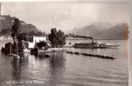 CLARENS: Ile De Salagnon - VD Vaud
