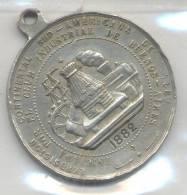 EXPOSICION CONTINENTAL SUDAMERICANA DE 1880 INICIADA POR EL CLUB INDUSTRIAL DE BUENOS AIRES AÑO 1882 - Professionals / Firms