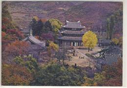 KOREA - Goumsan-sa - Ca 1980, Stamp: Mi: KR 1011, Sn: KR 966, Admiral Sun-sin - Korea (Zuid)