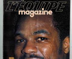 L´ EQUIPE MAGAZINE N° 107 Du 24 Avril 1982 M ROZIER ASSE GARONNAIRE GIRESSE AMISSE CARLINHO LONDAS BERNAUDEAU KOPA - Sport