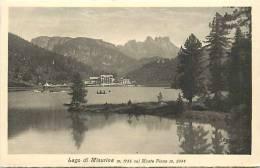 Mars13 1340 : Lago Di Misurina  -  Monte Piana - Italia