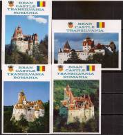 ROMANIA CINDERELLA CASTLE OF TRANSILVANIA MNH - Rumänien