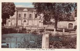MIGE LA PLACE DE LA MAIRIE - France