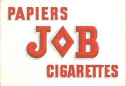 Buvard  Papiers JOB Cigarettes - Buvards, Protège-cahiers Illustrés
