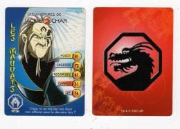 UNE IMAGE DES AVENTURES DE JACKIE CHAN DAOLON WONG Chan Tu As Mis Ton Nez Dans Mes Affaires Pour La Dernière TM 2003 API - Trading Cards