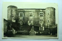 D 07 - Privas - Le Château D'entrevaux - Privas