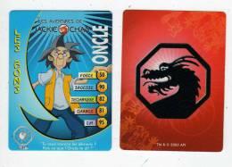 UNE IMAGE DES AVENTURES DE JACKIE CHAN ONCLE Tu Veux Vaincre Les Démons  Fais Ce Que L Oncle Te Dis ! TM 2003 API - Trading Cards