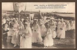 BELLE C.P.A -  SAINT ANNE La PALUE - 1072. - Pardon De SAINTE ANNE La PALUE - PROCESSIONS - RELIGIONS - Francia