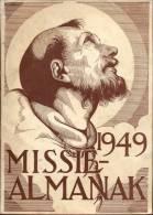 Missie Almanak 1949 - Minderbroeders Capucijnen - Brugge - Livres, BD, Revues