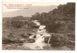 GUINEE - Les Chutes Du SAMOU, Près De La Station Des Grandes Chutes - Guinée