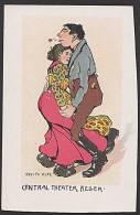 """Künstlerkarte Fritz Klee """"Central Theater Keller"""" Mit Künstlersignatur  Unbeschrieben Um 1900 - Illustratori & Fotografie"""