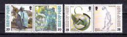 ISLE OF  MAN  ,  1993   Europa CEPT   ,  Y&T  #  582/5  , Cv  5.00  E , ** M N H , V V F - Isola Di Man