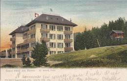 6834 - Grand Hôtel Des Rasses Ed Baierlé Propr. Ste-Croix - VD Vaud