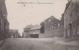 BECHEREL 35 ( PLACE DE LA BLATERIE ) - Bécherel