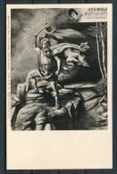 Richard Wagner Rheingold Opera Postcard - Opera