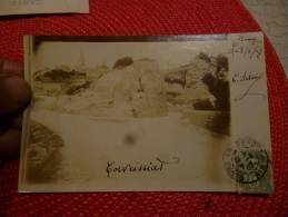 Corveissiat : Carte Photo : : Postée En 1907 : Route De Thoirette - France