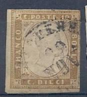 130202893  SARDINIA  IT.  YVERT   Nº   11a - Sardinia
