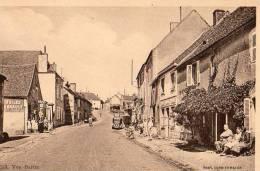 IVRY EN MONTAGNE - LA GRANDE RUE - Non Classificati