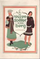 De Reuzendochter In Den Berg. Auteur Piet Schepens - 1937 - L Opdebeek Uitgever Antwerpen - Books, Magazines, Comics