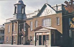 Hotel De Ville, Trois-Pistoles, Quebec, Canada, 40-60s - Quebec
