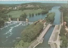 MEULAN - Le Barrage - Meulan