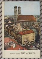 GUIDE EUGEN ROTH MUNCHEN COUVERTURE CARTON 54 PAGES - Bavière