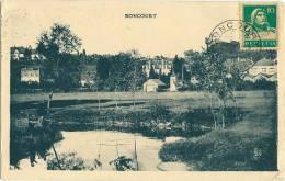 Boncourt - Sin Clasificación