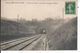RILLY LA MONTAGNE - Tunnel De RILLY à GERMAINE - TRAIN - Rilly-la-Montagne
