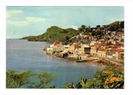 Grenade, Grenada: From Church Street To The Esplanade, Saint Georges (13-1024) - Grenada