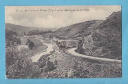 BOUILLON  -(luxembourg) - La Ramonette Pris Sur La Montagne De Corbrion -année 1909-  Circulée- N° 23 (scan Recto-verso) - Bouillon