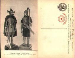 Musée De L'armée, Inter Arma Caritas - 69 Guerriers Gaulois - Uniforms