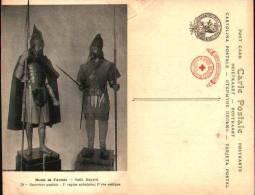 Musée De L'armée, Inter Arma Caritas - 70 Guerriers Gaulois - Uniforms