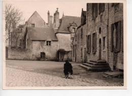 REF 113   - CPSM 44 GUERANDE Vue Par Jacques Cholet La Maison De Balzac 2 Scans - Guérande