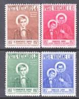 Vatican  219-22  ** - Unused Stamps