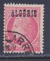 Algeria, Scott # 200 Used France Stamp Overprinted, 1947 - Algeria (1924-1962)
