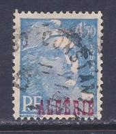 Algeria, Scott # 204 Used France Stamp Overprinted, 1947 - Algeria (1924-1962)