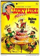 Comics Lucky Luke : Dalton City  ,  Band 36  Von 1983  ,  Delta Verlag - Books, Magazines, Comics