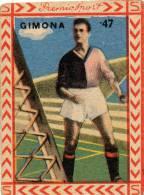 CALCIO PALERMO FIGURINA PREMIO SPORT GIMONA 1950 - Calcio