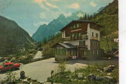 COURMAYEUR  , La Palud ,  Hotel Jolly  * - Italy
