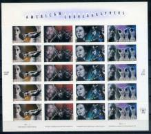 USA - 2004 ADHESIVE STAMPS - Hojas Completas