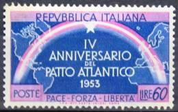 ITALIE           N°  661           NEUF* - 1946-60: Ungebraucht