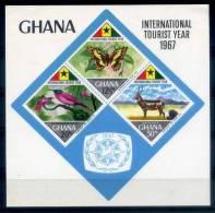 GHANA - 1967 TOURIST YEAR - Ghana (1957-...)