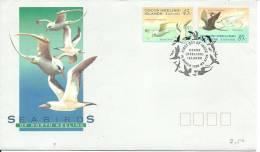 FDC 1995 - Islas Cocos (Keeling)
