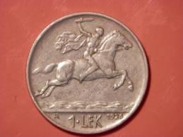 1 Lek 1926 - Albanien