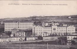ALIX 69 - CPA Maison De Convalescence De Soldats (Guerre 1914-15-16) / 1916 / WW1 RHONE - France